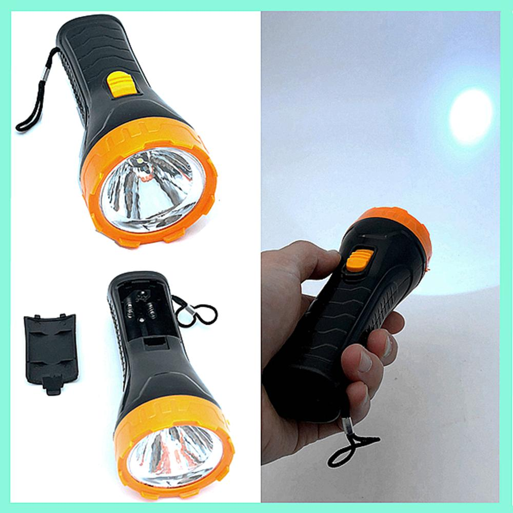 Купить с кэшбэком Powerful Mini Flashlight Battery Portable Waterproof COB Penlight Plastic Torch AAA  Inspection Camping Lamp