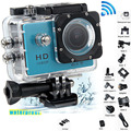Gopro SJCAM Style 1080P Full HD 12MP WiFi Sports Action Video Camera 30M Waterproof Mini Camera 30FPS Sport DV With 2pcs Battery