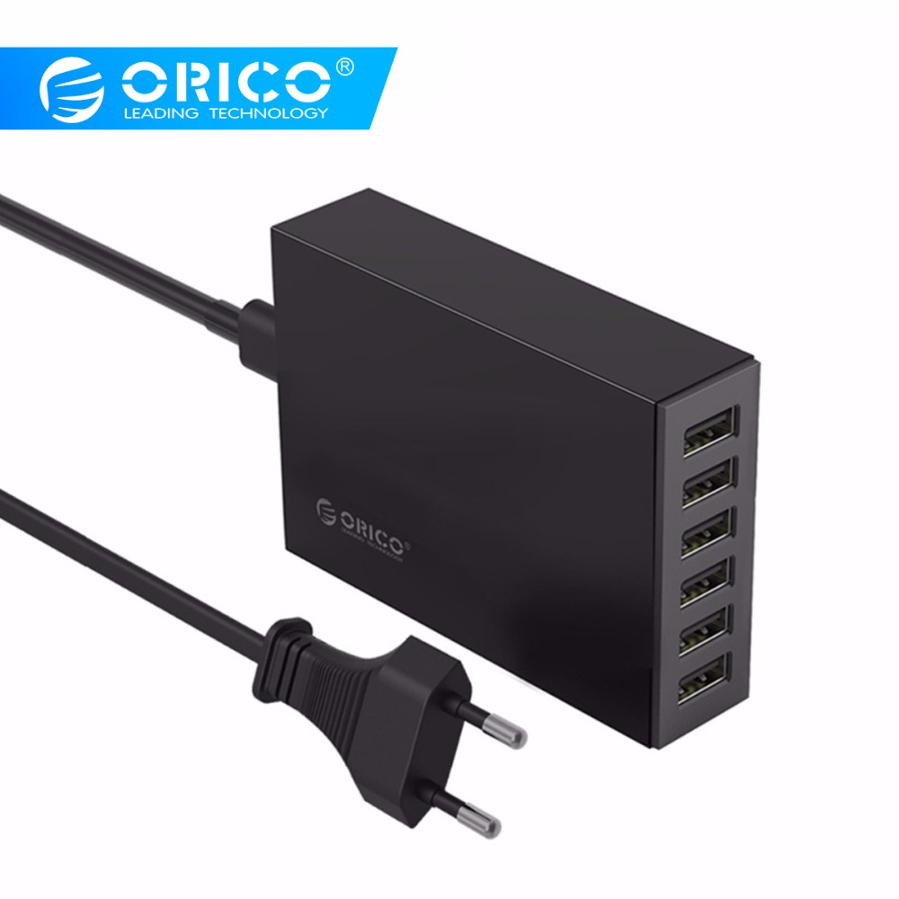 ORICO CSL 5V2.4A USB Charger Universal Mobile Phone Desktop