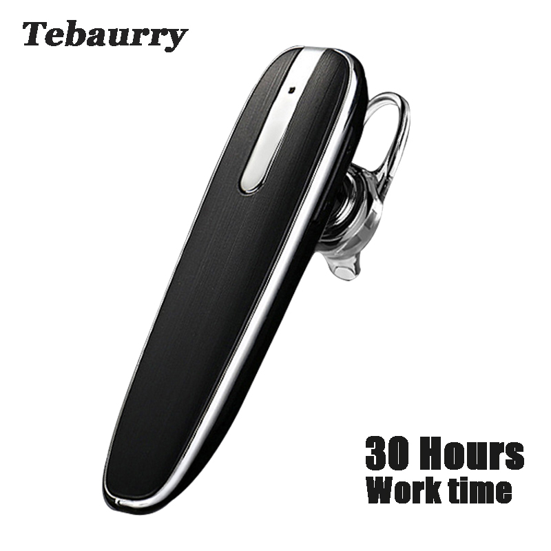 Business Wireless Bluetooth Earphone Headphone Mini Bluetooth Headset Stereo Hands-free with Mic for phone Auricular