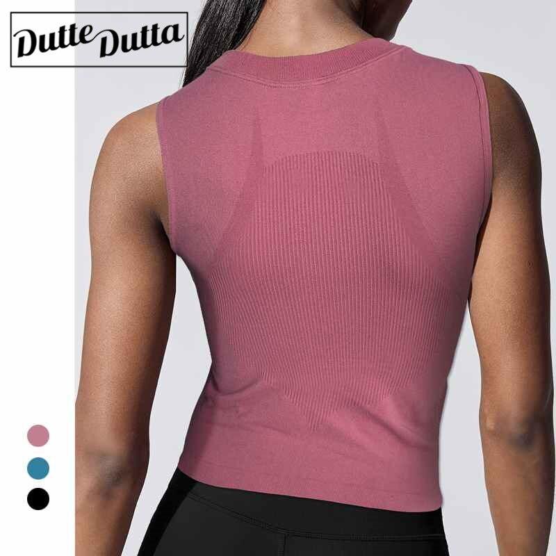 9c1cb7badd Gym Tank Top Women Yoga Shirt Crop Top Workout Fitness Sports Tops  Sleeveless Sexy Shirt Athletic Clothing Sport T-shirt