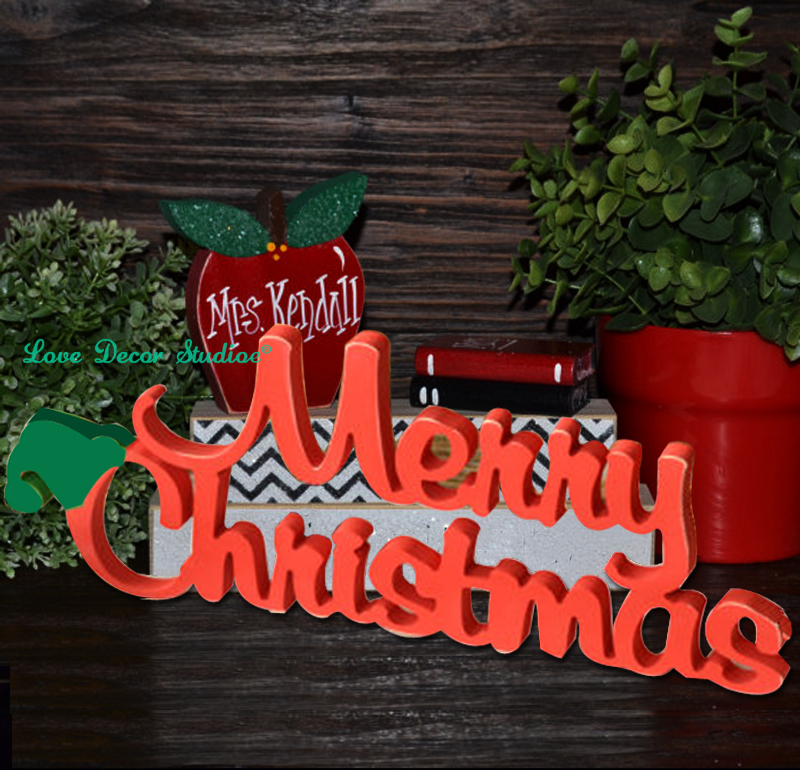 Christmas Wreath Front Door Decoration For Christmas Front Door Sign Its  Rustic Hand Made Sign