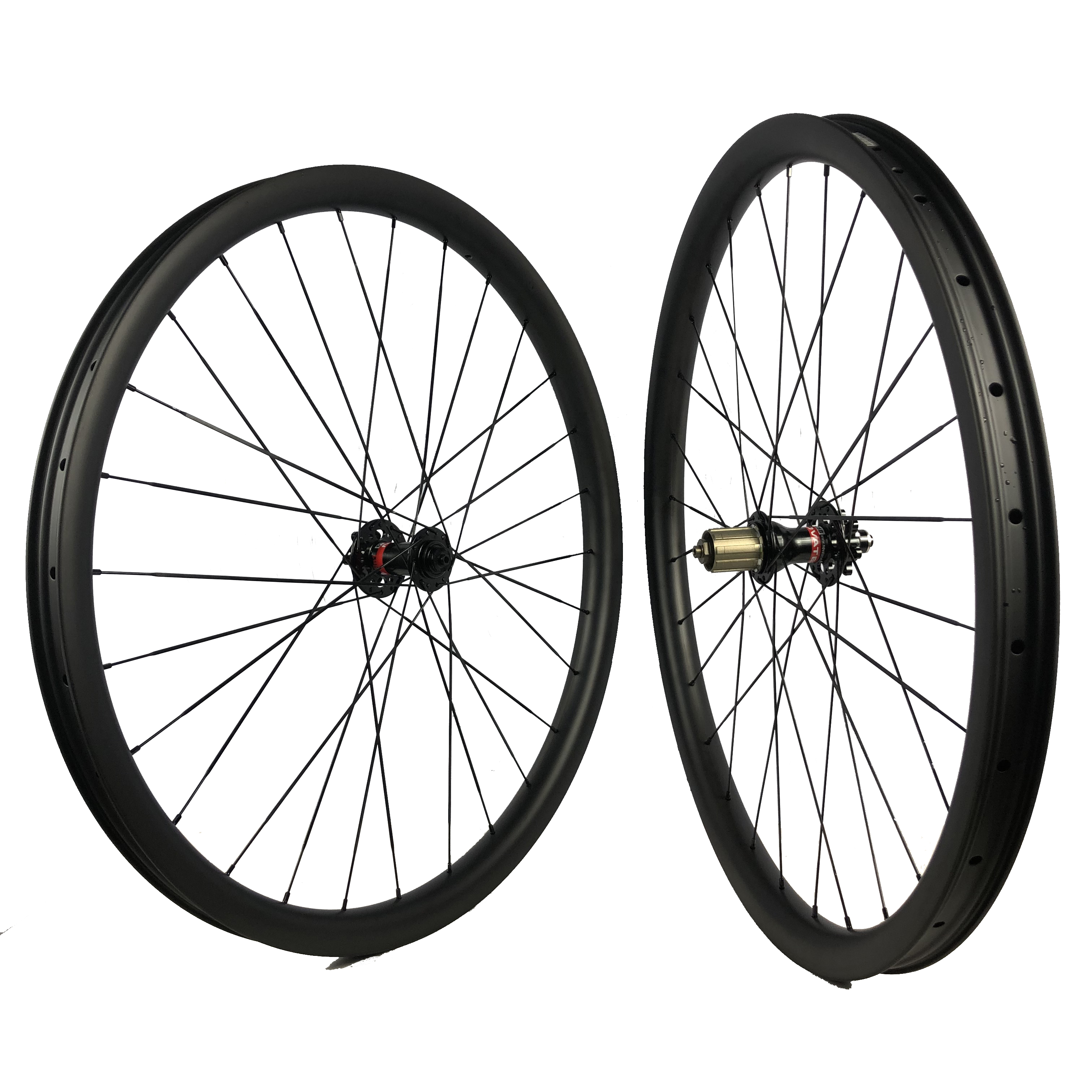 Black// Red 32// 28 hole Tensile Fixie Hubs Seal Bearing Flip-Flop Dual Fixed