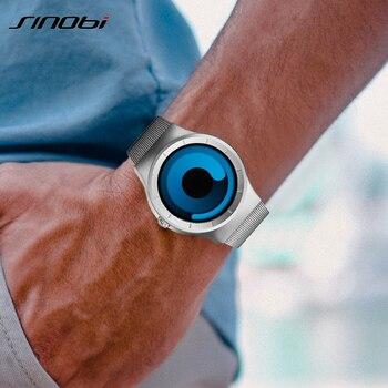 Zegarek męski SINOBI - Nowoczesny zegarek