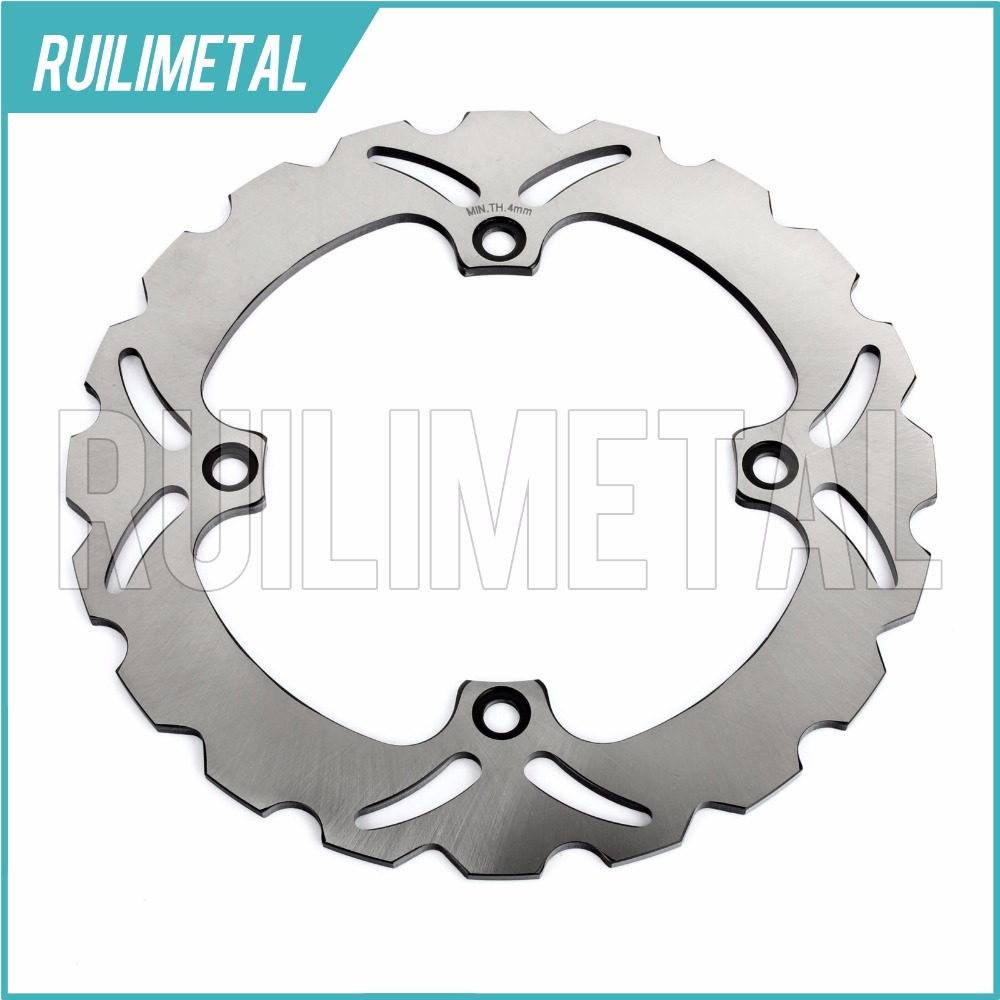 Rear Brake Disc Rotor for SUZUKI  DL 650 1000 V-STROM ABS 07 08 09 10 11 12 13 14 15  Traveller X Xpedition 2011 2012 11 12 suzuki dl650a v strom б у
