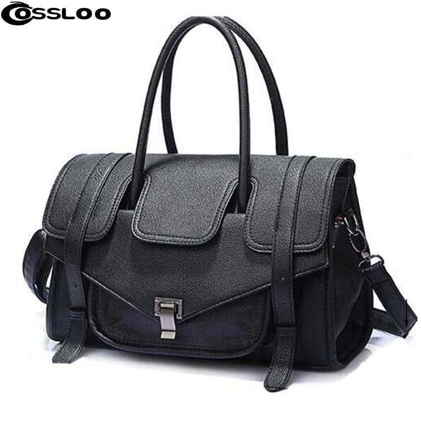 COSSLOO 2018 bags handbags women famous brands women messenger bags women leather handbags luxury handbags women bags designer