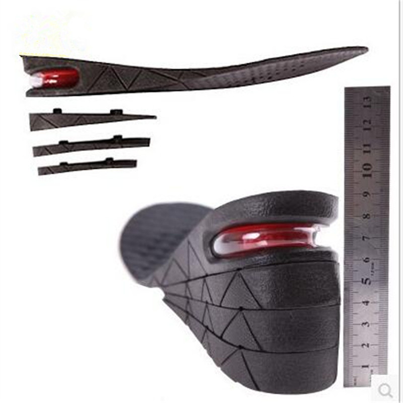 Men and women increased 3579cm insoles adjustable stealth and increased insoles andincreased the insole can be tailored