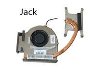 The new Thinkpad laptop Radiator cooling fan CPU integration T520 FRU 04W1580 Cooler Radiator Heatsink