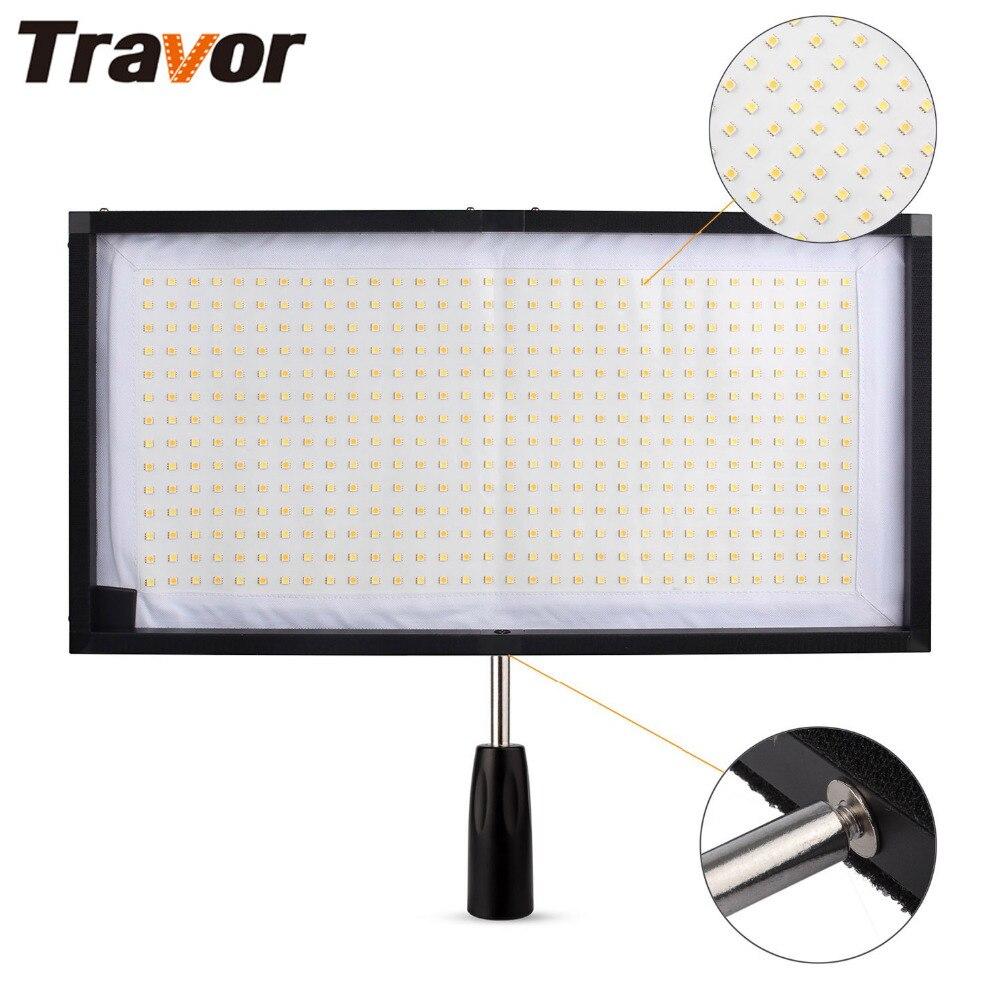 FL-3060 Flex LED Photo Video Light Portable LED Photo Lighting 448pcs Flexible LED Photo Light with  2.4G Remote For Camera