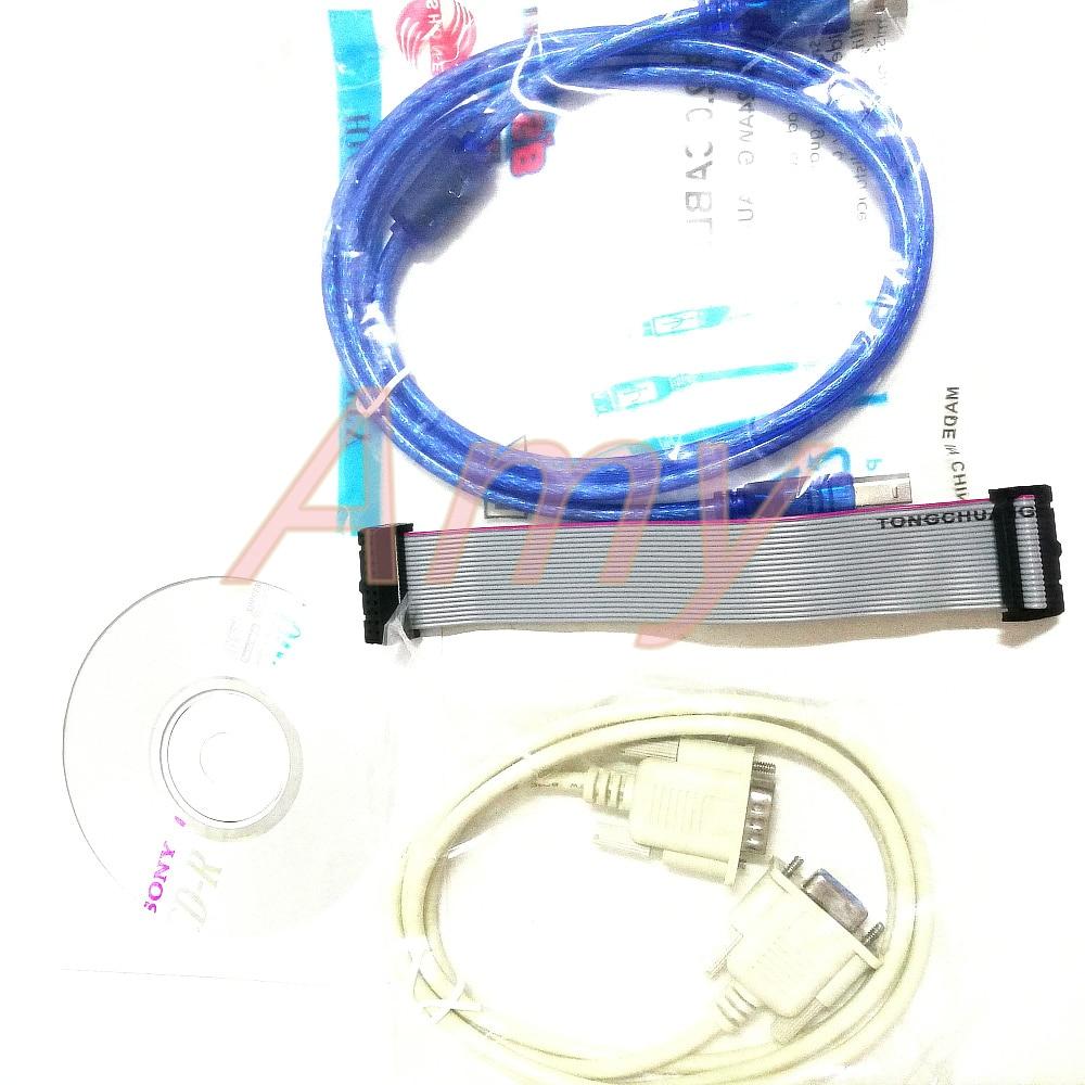 placa de desenvolvimento braco arm7 lpc2148 placa 01