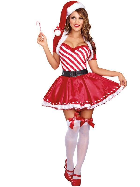 Womens Elf Fancy Dress Costumes