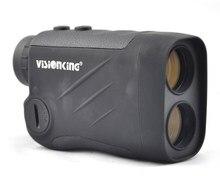 Visionking 6x25CT Solar Energy 600m  BAK4 Hunting Golf Laser Rangefinder Laser Distance Meter Waterproof 600m Laser Range Finder