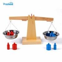 Scale Montessori