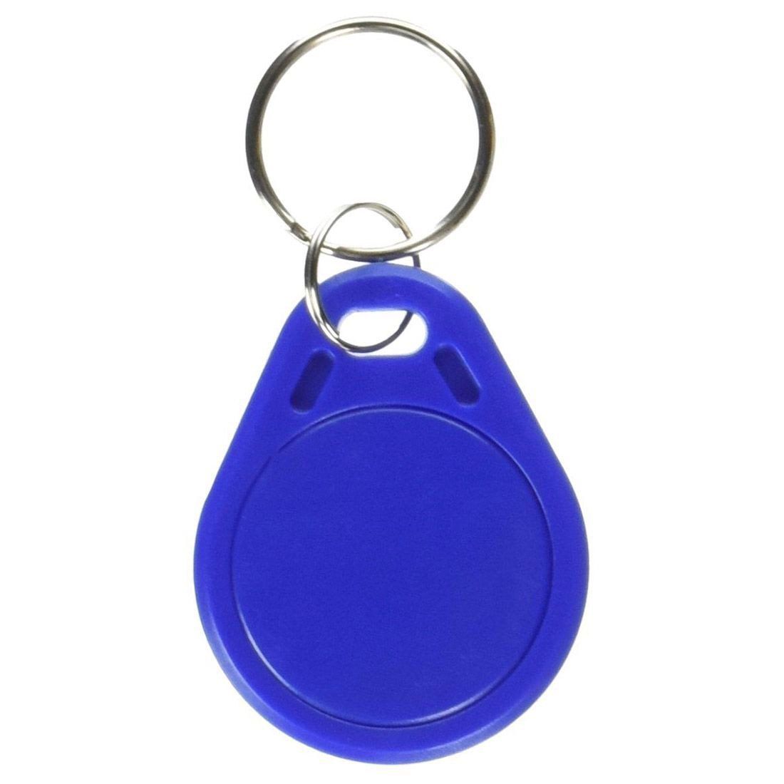MOOL 20 pcs Mifare Card 13.56 MHz Blue Close IC Smart Induction Card Key Chain ic card 10 pcs