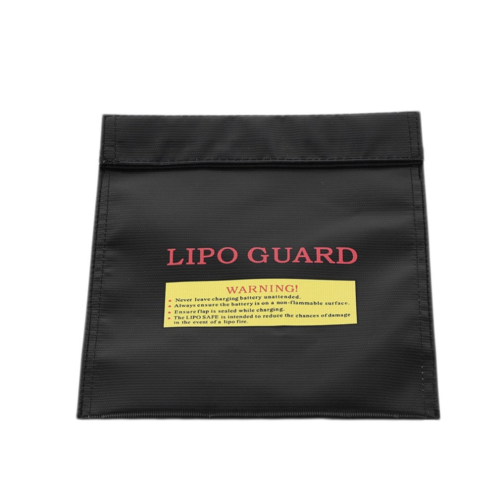YKS Kids Toys 300 x 230 mm RC Lipo Li-Po Battery Protection Bags Guard Charging Safety Bag