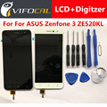 LCD Display + Touch Screen 100% New Digitizer Assembly Replacement Accessories For ASUS Zenfone 3 ZE520KL