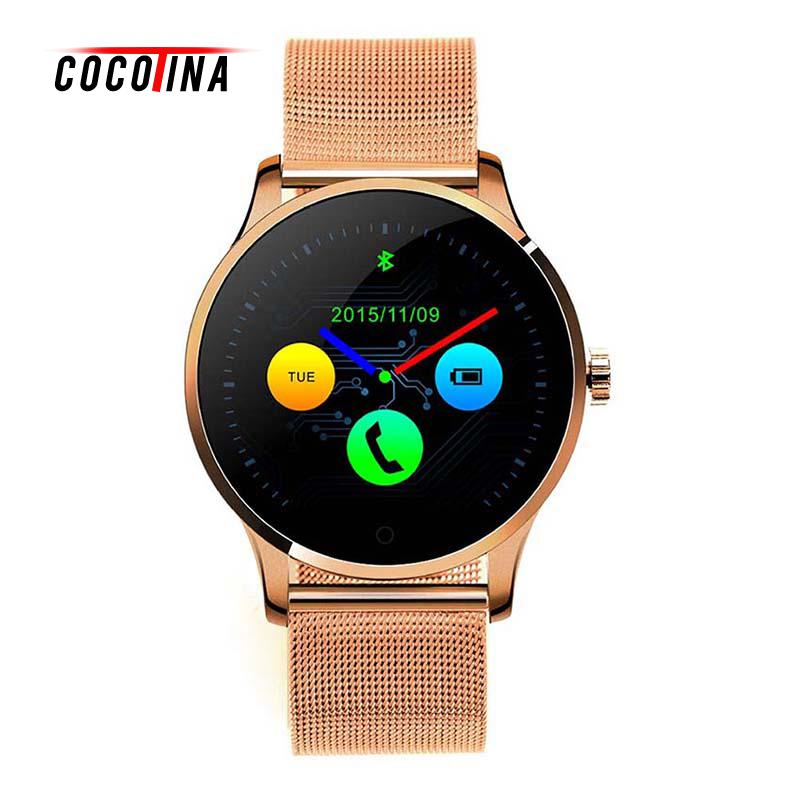 COCOTINA New Smart Watch Support Android Ios System Heart Rate Monitor Sports Smart Watch LSB01252 new lf17 smart watch