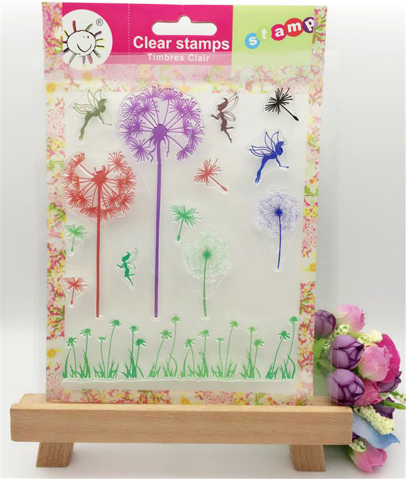 alll kinds of dandelion design for scrapbooking clear stamps christmas gift DIY paper craft wedding gift photo album CL-100 alll kinds of frame design scrapbooking clear stamps christmas gift for diy paper card kids photo album rm 100