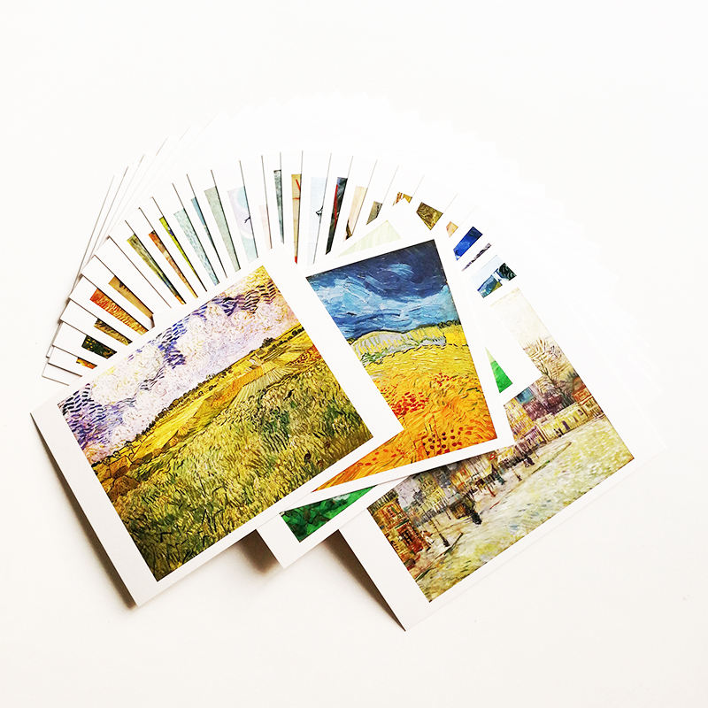 Набор открыток на заказ, надписями