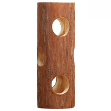 Natural Wood For Hamsters Organic Soft Wood, Non-Toxic, Pesticide-Free, Thorn-Free - Chew Toy For Ferrets, Guinea Pigs, Gerbil