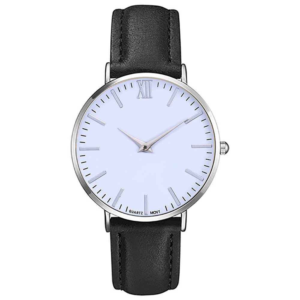 Geneva ladies watch new casual fashion Roman numerals dial High quality leather strap Simple retro woman watch Gift цена