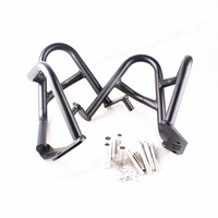 Мотоциклетные передние от поломок двигателя бары защита Сталь для BMW R1200R 2007 2014 черный 2008 2009 2010 2011 2012 2013