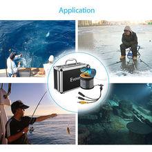 Eyoyo WF01 15M 2.4G WIFI Wireless Fish Finder IR Underwater Fishing Camera Ocean/Ice Free shipping