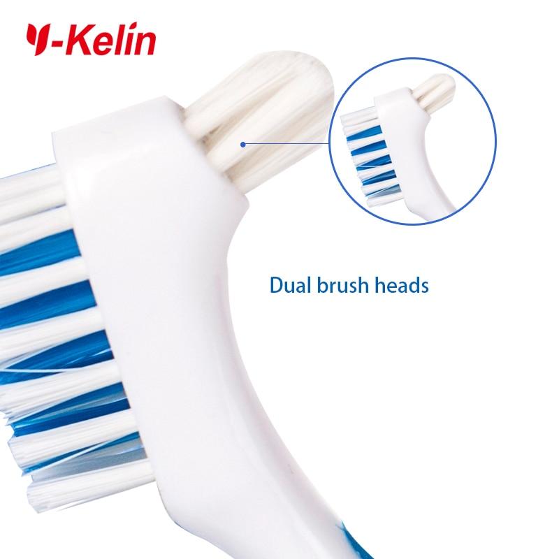 Y-Kelin Βούρτσα οδοντοστοιχίας Λάθος - Στοματική υγιεινή - Φωτογραφία 5