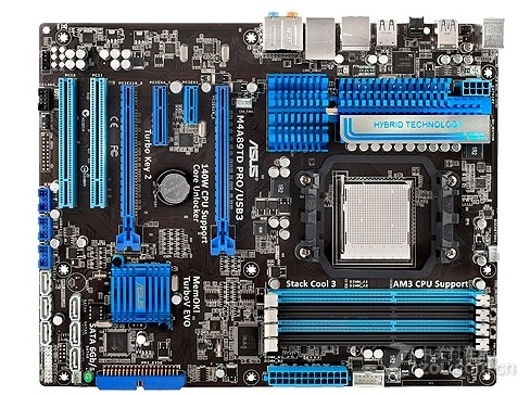 original motherboard for ASUS M4A89TD PRO/USB3 DDR3 Socket AM3 16GB USB2.0 USB3.0 890FX desktop motherboard Free shipping клавиатура asus strix tactic pro cherry mx black black usb 90yh0081 b2ra00