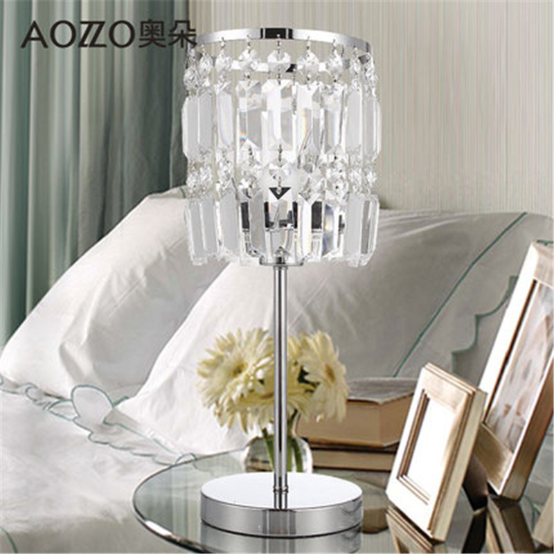 crystal K9 home lights table lamps bedroom bedside lamp modern home  decoration decor table lights Desk. Online Get Cheap Table Lamp Bedroom  Aliexpress com   Alibaba Group