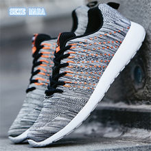 Jogging Walking shoes woman Sneakers Outdoor Sport Shoes Men Women Running Shoes For Men Gym Shoes comfortable light weight(China)