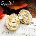 Special New Fashion Wedding Hair Accessories Butterfly Crystal Girls Hair Pin Hair Jewellry Gift for Girls Women FS150622