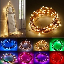 Hot New 3m LED Lights with Christmas Tree Snowflake Wedding Decoration Home Decorations Year