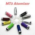 1 Unidades MT3 Atomizador EVOD mt3 batería de la Capacidad 1.6 ml 2.4ohm bobina mt3 bcc MT3 Bobina de Calentamiento para la Electrónica cigarrillo