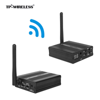 TP WIRELESS 2.4GHz Digital Wireless HDCD Audio Adapter Music Sound Wireless Transmitter and Receiver ,Transceiver microphone