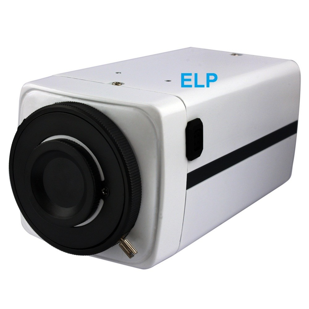 ФОТО 1.0 Megapixel New Elegant Box securiity  IP camera with Audio in and out and alarm input and output
