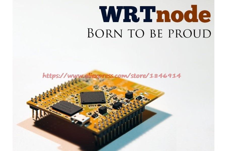 WRTnode Mini OpenWrt  Main Control Board   Wi-Fi AP-Soc WRT  Development Board