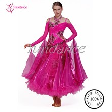 B-11487 New Sexy Ballroom Dance Dress For Women Girls