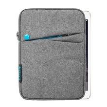 2017 de la tableta de golpes liner bolsa de la manga para huawei mediapad m3 btv-dl09 btv-w09 8.4 pulgadas algodón case cover + stylus pen
