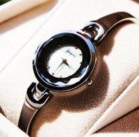 Fashion Business Casual Brand YAQIN Women S Watch Rose Gold Silver Steel High Quality Waterproof Quartz