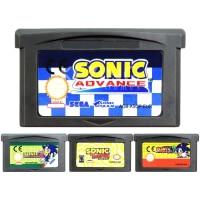 1Sonic Series 32 Bit Video Game Cartridge Console Card