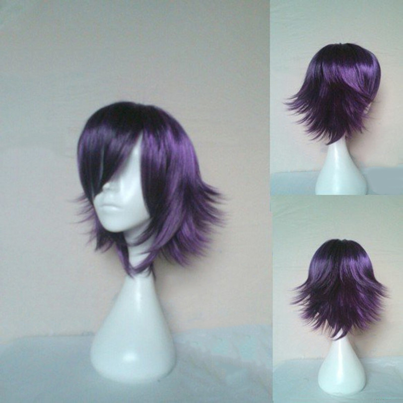 HAIRJOY Synthetic Hair Wigs Short Straight Cosplay Wig  13 Colors Available Freeshipping 39