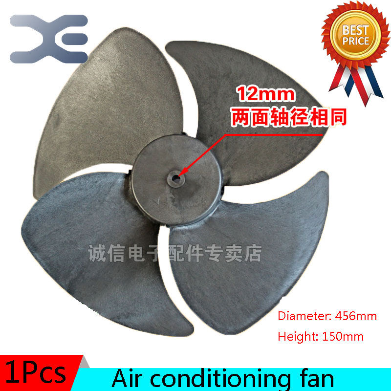Home Appliance Parts Air Conditioner Home Fan Ventilation Air Conditioner Parts Diameter 456x150 Damper air conditioner spare parts plastic mould for home appliance