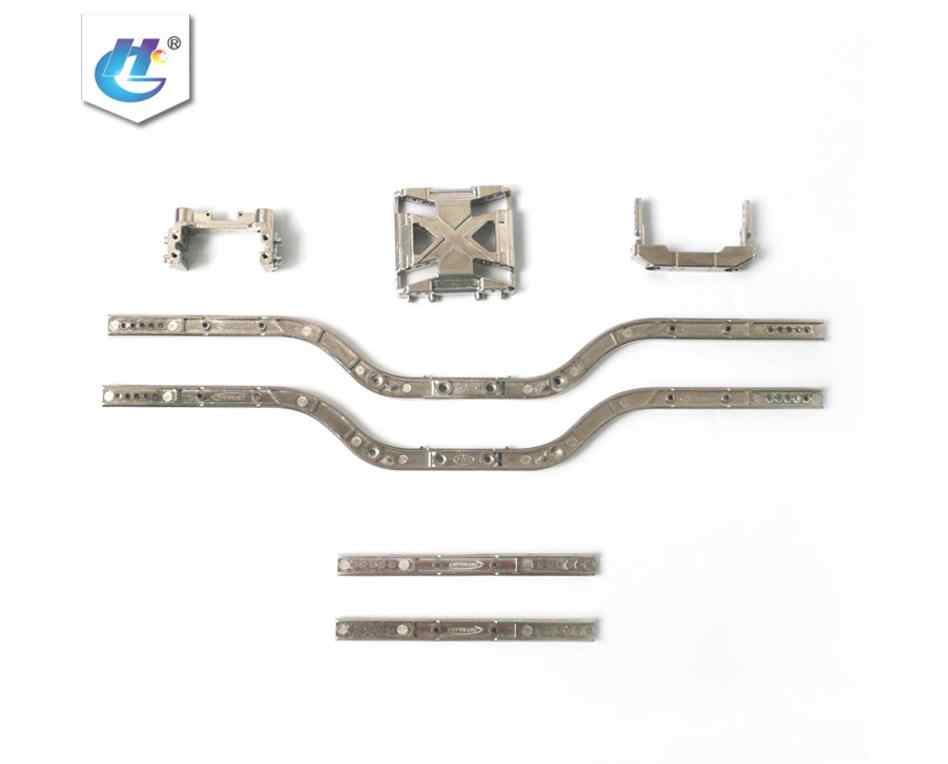 HG P401 P402 P601 1/10 RC Car spare parts Metal upgrade kit HG-P10001/002/039/040/041
