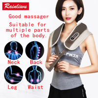 Massage Shawl Neck Shoulder Massage Cape Chinese Massage Instrument powerful copper core Health care family use Machine