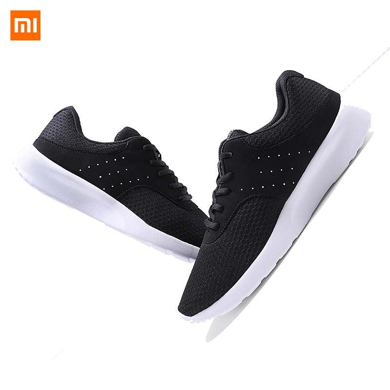 Xiaomi 90Fun Sport Men Shoes Sneakers Outdoor Light Breathable Running Shoes Soft Casual Sport Shoes Smart remote shoes Dropship in Smart Remote Control from Consumer Electronics
