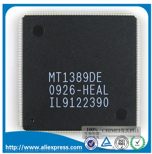 •New original MT1389DE-HEAL MT1389DE car chip - a173