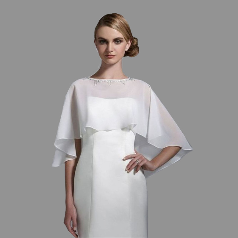 Aliexpress.com : Buy Bolero Mariage Bridal Shawl Wrap ...