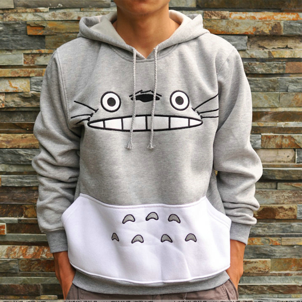 Aliexpress.com : Buy Japanese Anime My Neighbor Totoro hoodie Cute ...