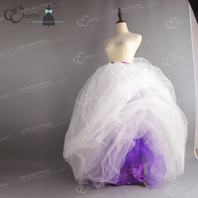 12 Layers Maxi Long Tulle Skirt Women Ball Gown Fluffy Tutu For Bridal Wedding Party